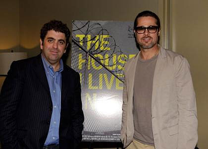 Brad Pitt And Eugene Jarecki