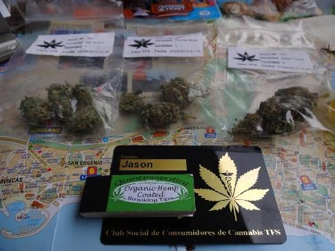 Kannabisklubien tuotteet ovat katukauppaa laadukkaampia