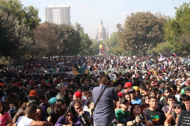 Global Marijuana March 16 1