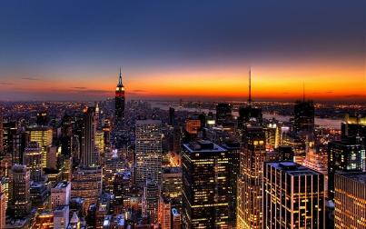 Newyork Night Small